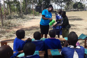The Water Project: Bukhubalo Primary School -  Hand Washing Training