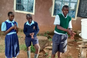 The Water Project: Shamalago Primary School -  Hand Washing