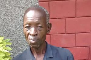 The Water Project: Ivulugulu Community, Ishangwela Spring -  Patrick Lumumba
