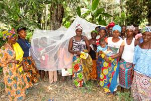 The Water Project: Kolia Community -  Malaria Training
