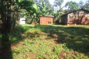 The Water Project: Shirakala Community, Ambani Spring -  Kenya Homestead