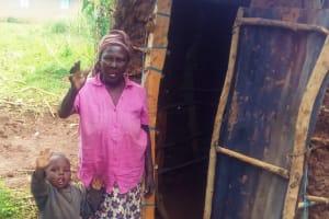 The Water Project: Emulakha Community, Alukoye Spring -  Hi