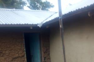 The Water Project: Nambatsa Community, Odera Spring -  Water Storage Containers