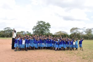 The Water Project: Kyamatula Primary School -  Students