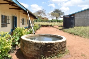 The Water Project: Kithoni Secondary School -  Open Water Collection