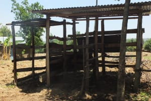 The Water Project: Vilongo Community -  Vilongo Community Animal Pen