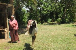 The Water Project: Vilongo Community -  Vilongo Community Clothlines