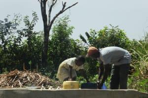 The Water Project: Vilongo Community -  Vilongo Community Current Water Sources