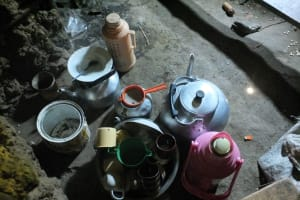 The Water Project: Vilongo Community -  Vilongo Community Kitchen
