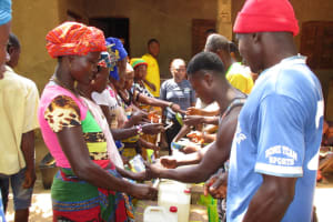 The Water Project: Kigbal Community -  Hands On Training