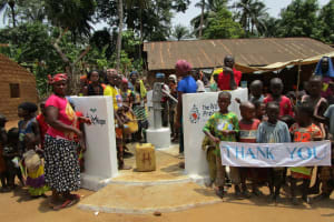 The Water Project: Kigbal Community -  Thank You