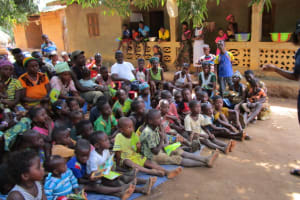 The Water Project: Kigbal Community -  Training