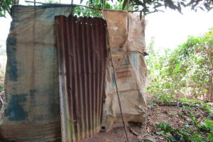 The Water Project: Kasongha Community, Kombrai Road -  Bathing House