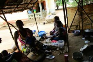 The Water Project: Kasongha Community, Kombrai Road -  Inside Kitchen