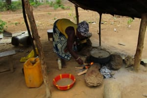 The Water Project: Kasongha Community, Kombrai Road -  Kitchen