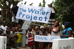The Water Project: Kasongha Community, 3A Nahim Drive -  Thanks