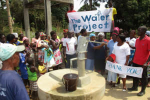 The Water Project: Yongoroo Community, New Life Clinic -  Well Dedication