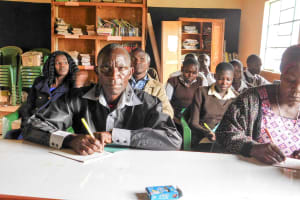 The Water Project: Womulalu Secondary School -  Training