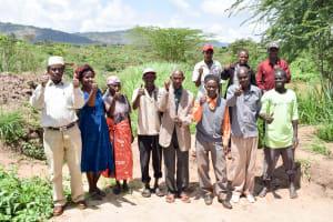 The Water Project: Mbuuni Community D -  Mbuuni Self Help Group