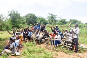 The Water Project: Kivandini Community -  Ndue Nguu Shg