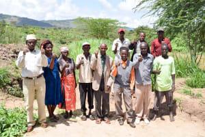 The Water Project: Mbuuni Community C -  Mbuuni Self Help Group Members