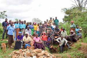 The Water Project: Kitandini Community A -  Kikaka Vision Shg