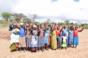 The Water Project: Katung'uli Community C -  Kianguni Shg Members