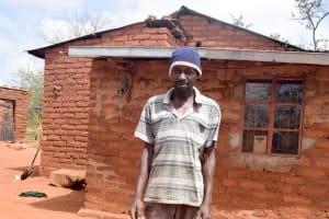 The Water Project: Syatu Community A -  Syakama Shg Member Musau Nyungu