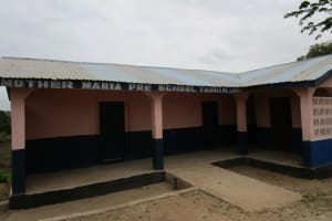 The Water Project: St. John RC Primary School -  School Compound