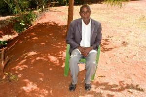The Water Project: Kathuni Community -  John Mulwa