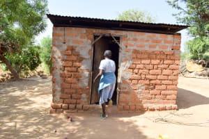 The Water Project: Kivani Community B -  Kitchen