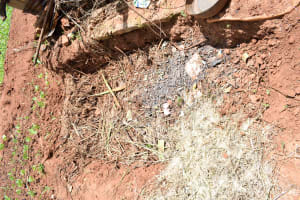 The Water Project: Mbuuni Community C -  Compost Pit