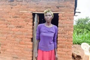 The Water Project: Kivandini Community -  Regina Nzilani