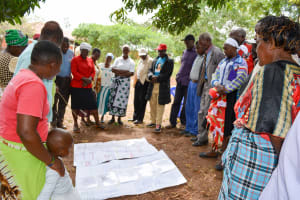 The Water Project: Kivandini Community -  Training