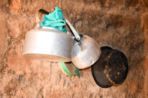 The Water Project: Mbau Community -  Water Kettles