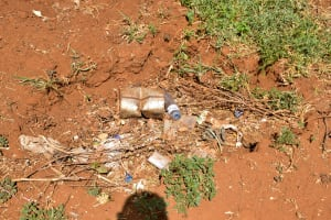 The Water Project: Syatu Community -  Garbage Site