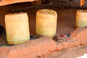 The Water Project: Uthunga Community -  Water Storage