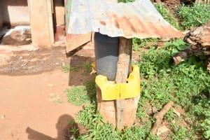The Water Project: Maluvyu Community C -  Handwashing
