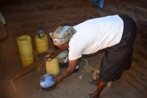 The Water Project: Katung'uli Community C -  In The Kitchen