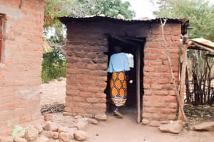 The Water Project: Mbau Community A -  Kitchen