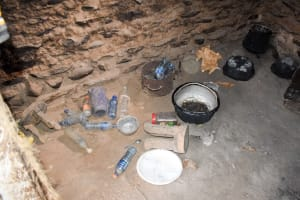 The Water Project: Kyetonye Community -  In The Kitchen