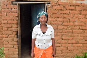 The Water Project: Kivandini Community A -  Juliana Nzioka
