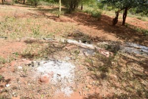 The Water Project: Syatu Community A -  Garbage Site
