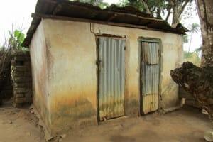 The Water Project: Molokoh Community, 720 Main Motor Road -  Latrine