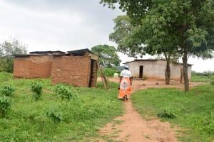 The Water Project: Kivandini Community -  Nzioka Household