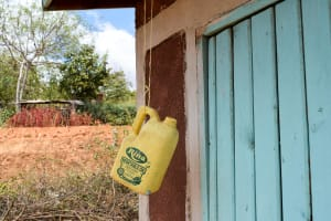 The Water Project: Mbau Community -  Empty Container Meant For Handwashing Water