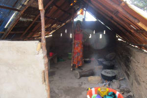 The Water Project: Targrin Community -  Kitchen