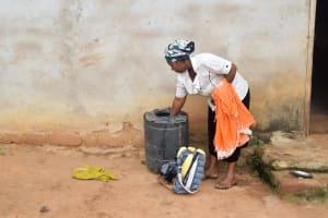 The Water Project: Kivandini Community -  Water Storage