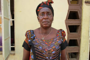 The Water Project: Mahera Community, 3 Robolla Street -  Madam Florence Boyah