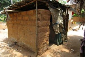 The Water Project: Kitonki Community A -  Latrine